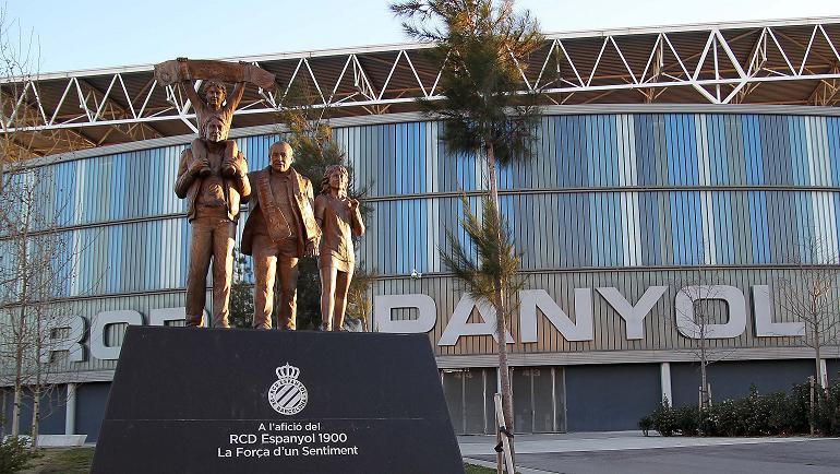 Estàtua de l'Afició